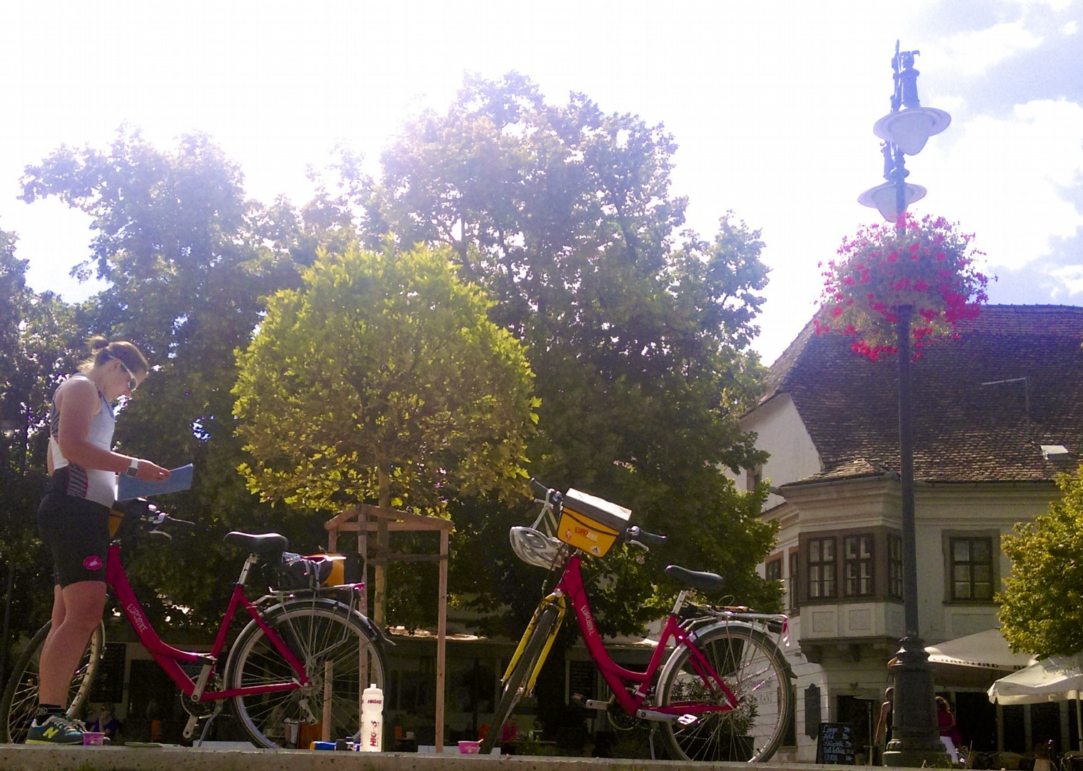leisure-cycling-holiday-danube-town.jpg - Austria, Slovakia and Hungary - Vienna to Budapest - Self-Guided Family Cycling Holiday - Family Cycling