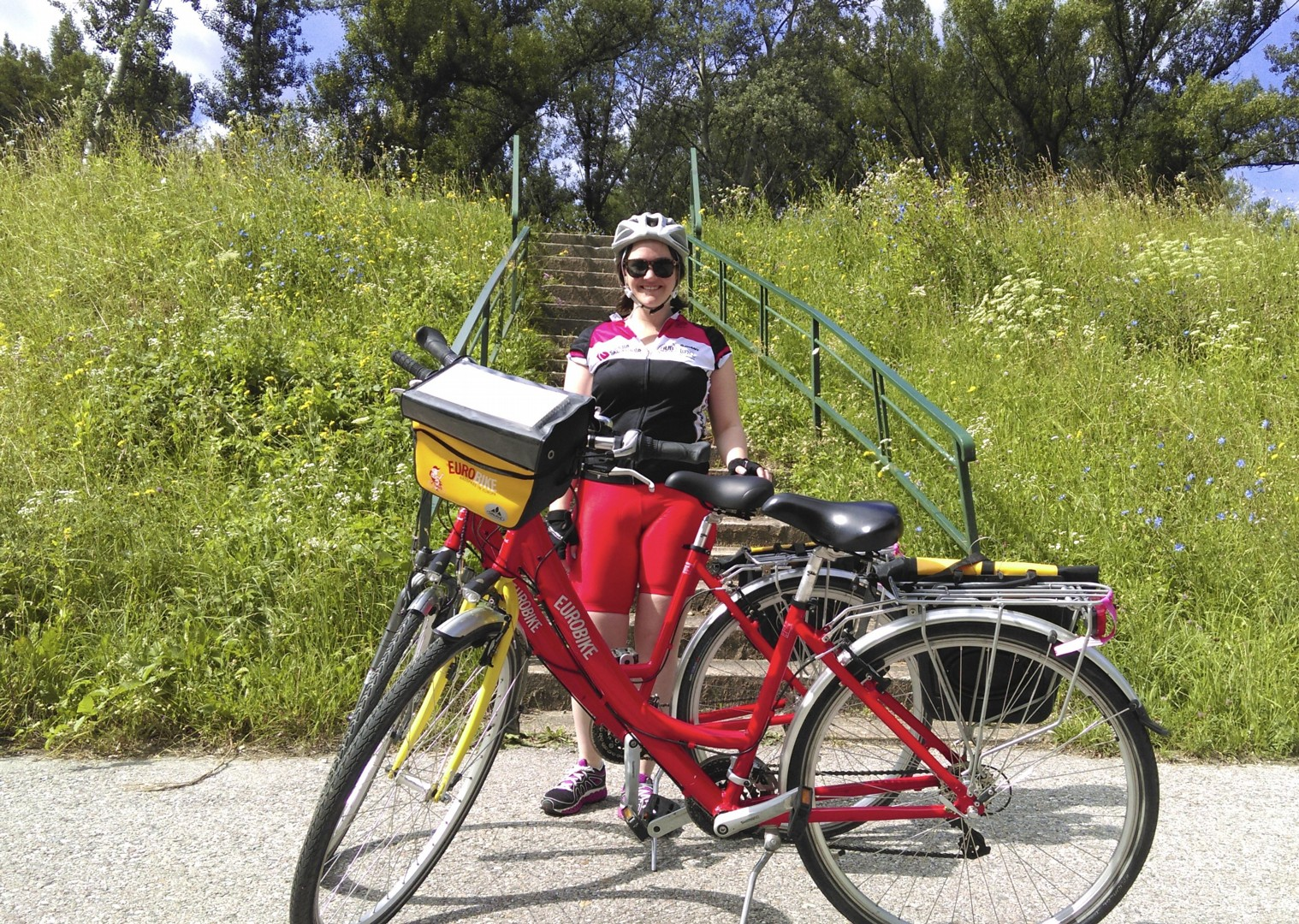 leisure-cycling-holiday-danube.jpg - Austria, Slovakia and Hungary - Vienna to Budapest - Self-Guided Family Cycling Holiday - Family Cycling