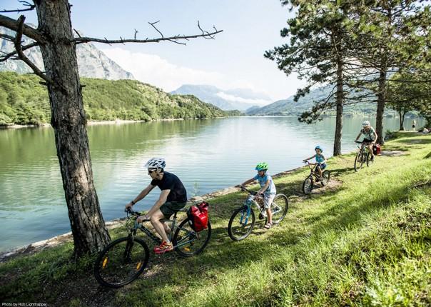 lake-garda-italy-self-guided-family-cycling-holiday.jpg - Italy - Lake Garda Explorer - Self-Guided Family Cycling Holiday - Family Cycling