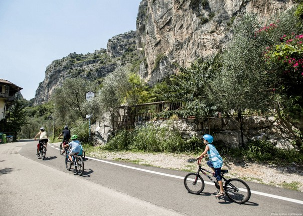 mountains-italy-family-self-guided-lake-garda.jpg - Italy - Lake Garda Explorer - Self-Guided Family Cycling Holiday - Family Cycling