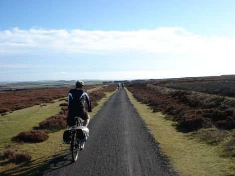 UK - C2C - Coast to Coast 5 Days Cycling - Self-Guided Family Cycling Holiday - Family Cycling