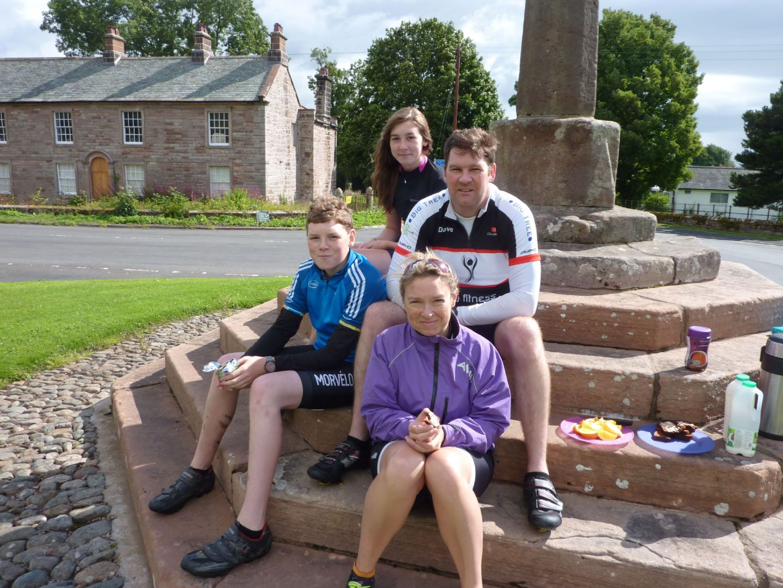 P1070638.JPG - UK - C2C - Coast to Coast 5 Days Cycling - Self-Guided Family Cycling Holiday - Family Cycling