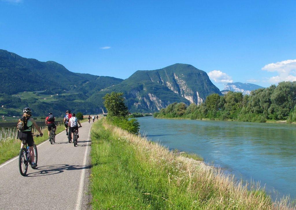 val-venosta-family-cycling-holiday-in-italy-la-via-claudia.jpg - Italy - La Via Claudia - Self-Guided Family Cycling Holiday - Family Cycling