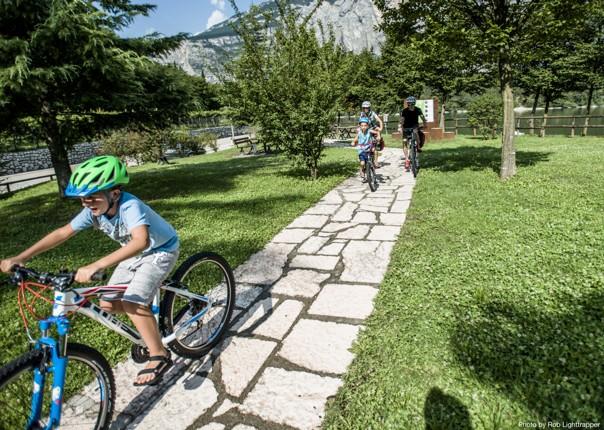 lake-garda-family-cycling-holiday-in-italy-la-via-claudia.jpg - Italy - La Via Claudia - Self-Guided Family Cycling Holiday - Family Cycling