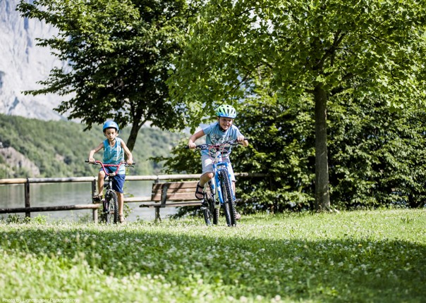 slovenia-magical-lake-bled-self-guided-family-cycling-holiday.jpg - NEW! Slovenia - Magical Lake Bled - Family Cycling
