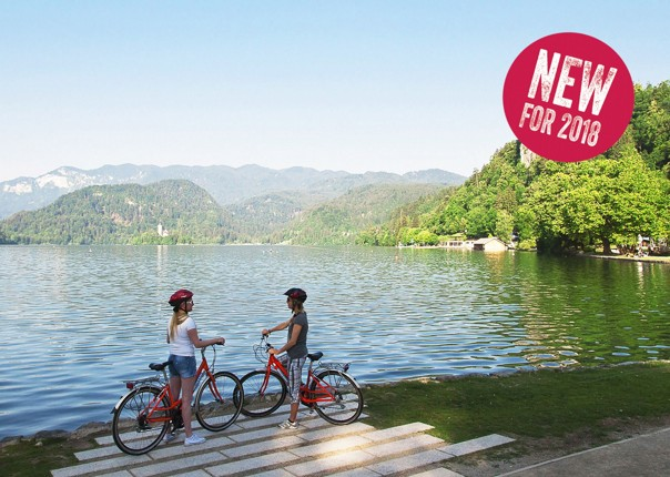 Slovenia - Magical Lake Bled - Self-Guided Family Cycling Holiday Thumbnail