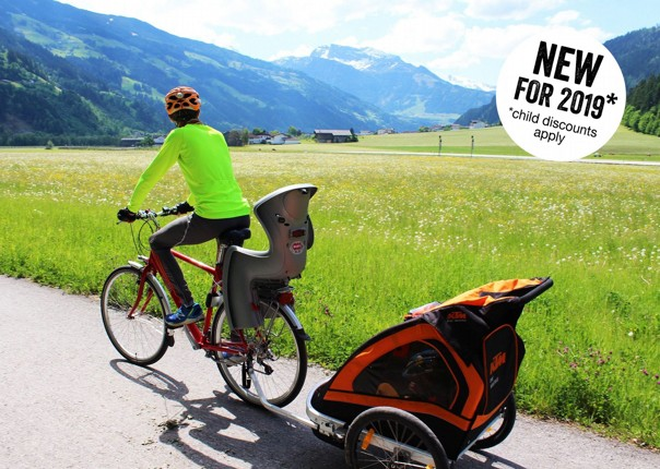 Austria - Tauern Valleys - Self-Guided Family Cycling Holiday Image