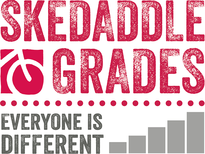 Skedaddle Grades