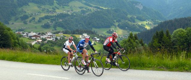 The French Alps are home to the most famous Tour de France climbs, and this pass-bagging road cycling tour will take in the finest of them all including the  Colombiere, Telegraph and Alpe d'Huez - so get your climbing legs on!