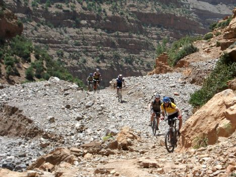Morocco - Atlas Traverse - Biking Adventures
