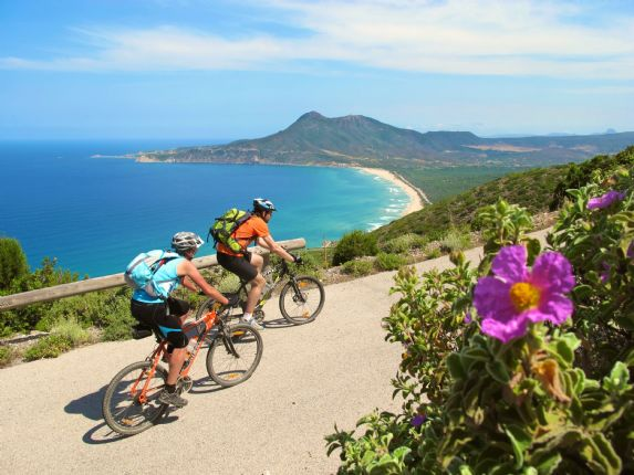 Italy - Sardinia - La Costa Verde - Guided Mountain Bike Holiday Thumbnail