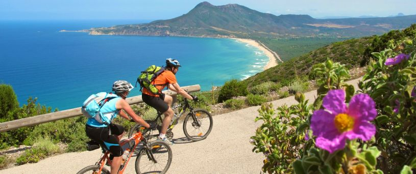 Set amongst stunning Mediterranean scenery, the Italian island of Sardinia offers a fantastic playground for mountain biking lovers! Our Coast to Coast option offers a fantastically diverse journey from the sparkling coast to the rocky interior or this enchanting destination!