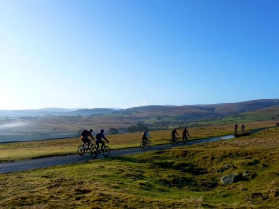 UK - Lake District - Ullswater - Mountain Bike Weekend Thumbnail