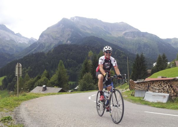 alpine intro 2.jpg - France - Alps Passes - Alpine Intro. - Road Cycling