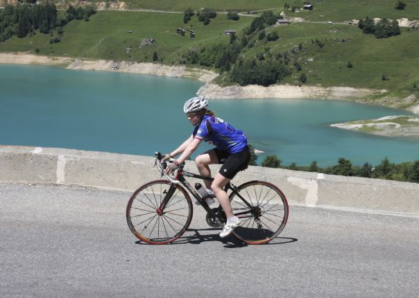 France Alps Classic Road Cycling 11.jpg - France - Alps Passes - Alpine Intro. - Road Cycling