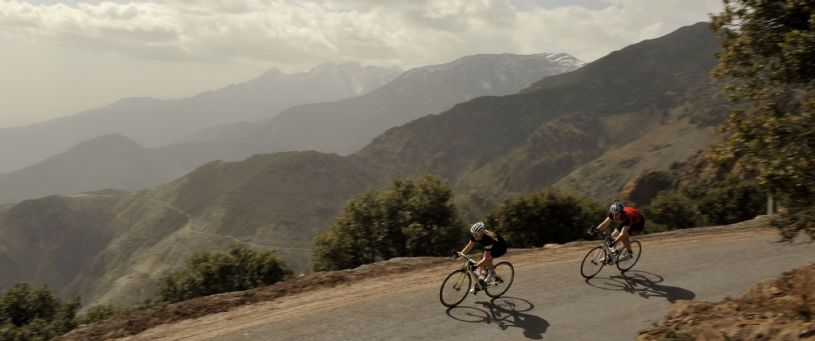 The perfect Autumn & Christmas tour! Join us in Morocco on this superb road cycling holiday to a land of towering mountains and desert landscapes, where rural life has hardly changed for centuries. Always a popular tour.....don't leave it too late!