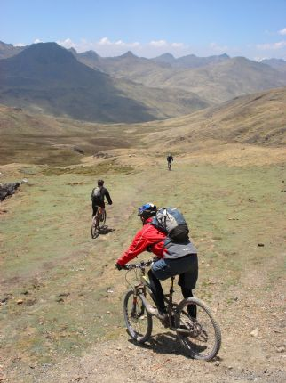Peru - Sacred Singletrack - Mountain Biking