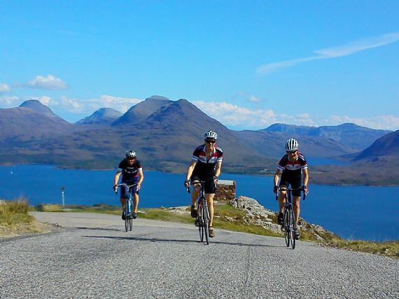 UK - Scotland - Tour d'Ecosse - Road Cycling Holiday Thumbnail