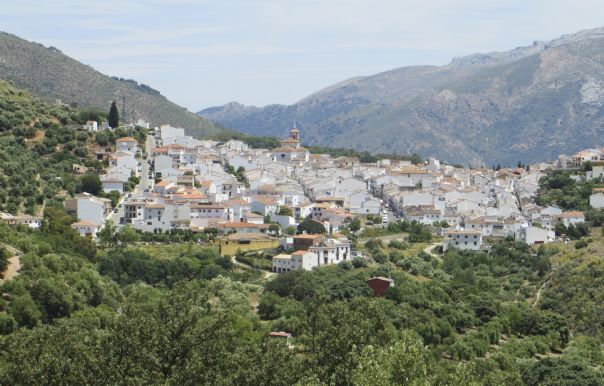 Cortes De La Frontera.jpg - Southern Spain - White Villages of Andalucia - Self-Guided Cycling Holiday - Leisure Cycling