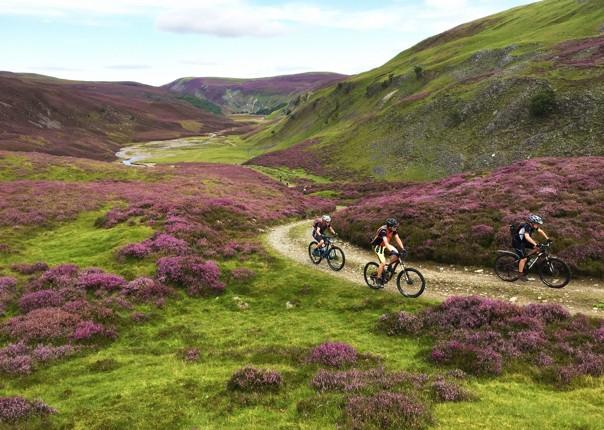 UK - Scotland - Highlands Coast to Coast - Guided Mountain Bike Holiday Thumbnail