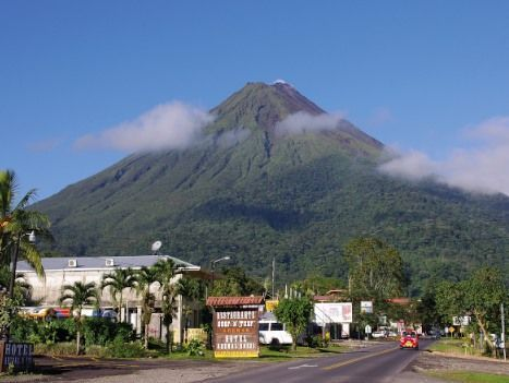 Costa Rica - Ruta de los Volcanes - Road Cycling