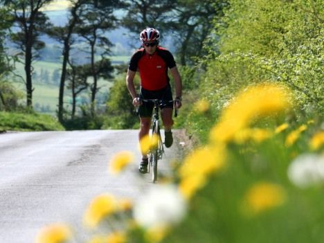UK - Northumberland - Road Cycling Weekend Thumbnail