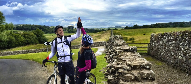 See 2016 off in style! A classic cycling option in the UK, Hadrian's Cycleway is packed full of challenge, history and most importantly, cycling fun.