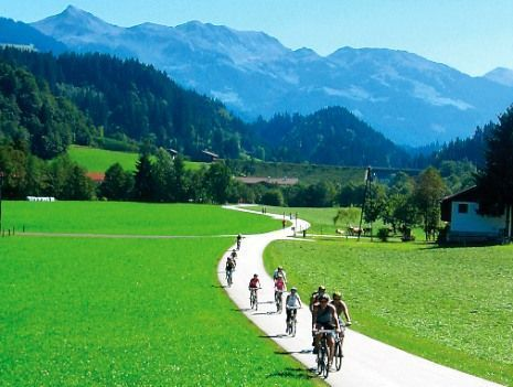 Austria - Tyrolean Valleys - Leisure Cycling Holiday - Self Guided - Leisure Cycling