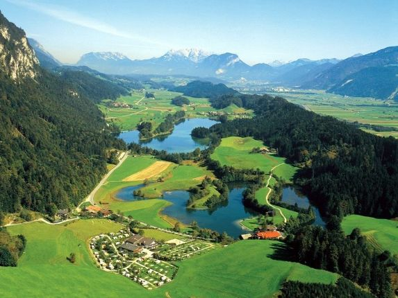 Lake Krummsee.jpg - Austria - Tyrolean Valleys - Leisure Cycling Holiday - Self Guided - Leisure Cycling