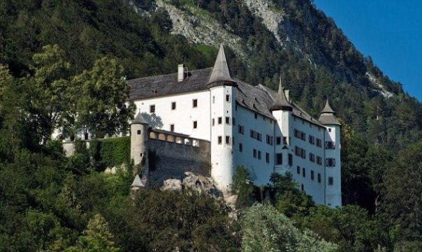 Tratzberg Castle Austria.jpg - Austria - Tyrolean Valleys - Leisure Cycling Holiday - Self Guided - Leisure Cycling
