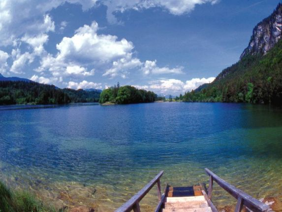 Tyrol Lake.jpg - Austria - Tyrolean Valleys - Leisure Cycling Holiday - Self Guided - Leisure Cycling