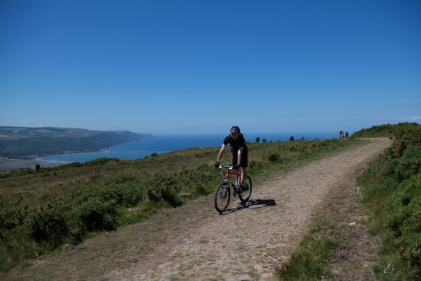 UK - Exmoor - Mountain Bike Weekend Thumbnail