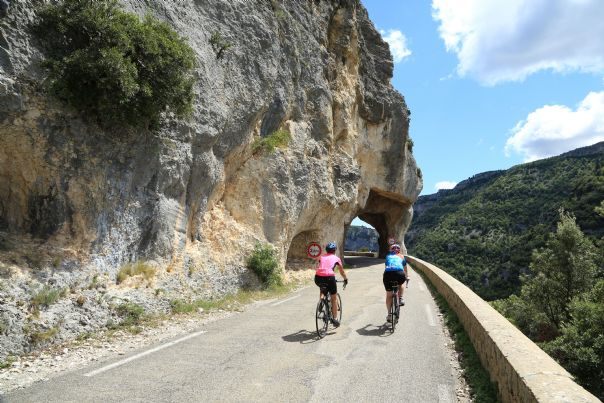 France - St Malo to Nice Classic (16 days) - Guided Road Cycling Holiday Thumbnail