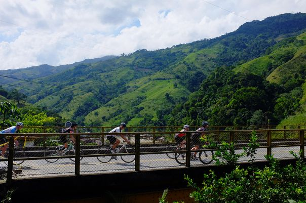 Colombia Road Cycling Holiday 18.jpg - Colombia - Emerald Mountains - Road Cycling