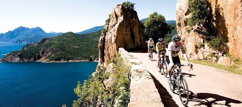 Simply gorgeous road cycling on the French island of Corsica. Choose either our Beautiful Isle or Southern Secrets tours or plump for our Grand Tour which also spends time here. If you're looking for some road cycling in the sunshine, then these tours are for you!