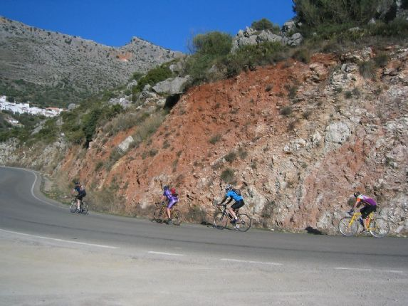spain andalucian tourer road cycling tour6.jpg - Spain - Andalucia - Cape to Cape Traverse - Road Cycling