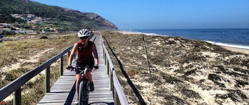A beautiful self-guided cycling holiday along Portugal's West Coast on quiet country lanes and cycle paths. With the sea never too far away, taking a dip during your day on the bike is very much on the cards during this cycling holiday in Portugal.