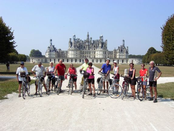 France - Chateaux of the Loire - Guided Cycling Holiday Thumbnail