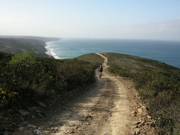 Tony003.JPG - Portugal - Atlantic Trails - Mountain Biking
