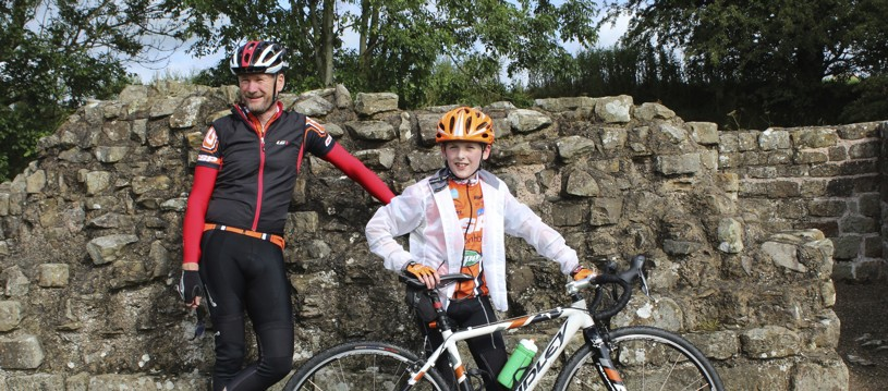 Explore the Hadrian's Cycleway on our family cycling holidays and check out the Roman sites along the way. Perfect for those looking for to entertain the kids with some cycling and a slice of history.