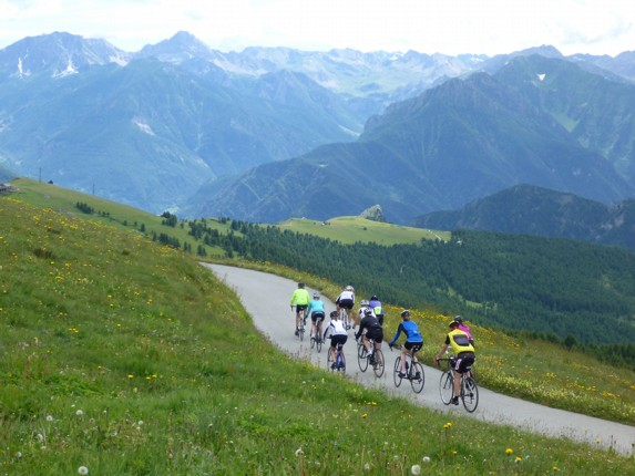 Piemonte Passes.JPG - Italy - Passes of Piemonte - Road Cycling