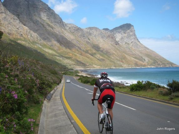 South Africa road cycling John Rogers 3.jpg - South Africa - Cape Crusaders - Road Cycling