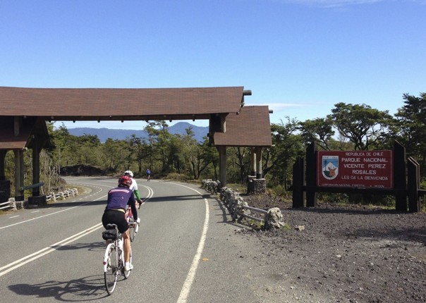cycling-holiday-road-chile.jpg - Chile & Argentina - Lake District Explorer - Road Cycling