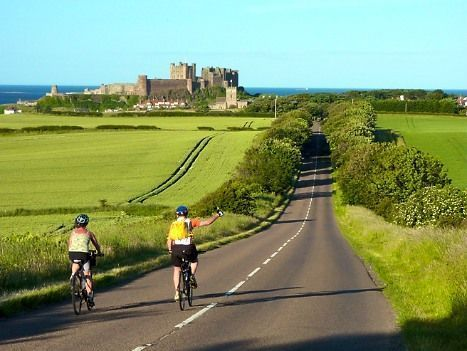 UK - Coast and Castles - Sustrans Special - Supported Cycling Holiday Thumbnail