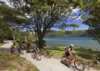 Azores Adventures - Guided Family Cycling Holiday Photo
