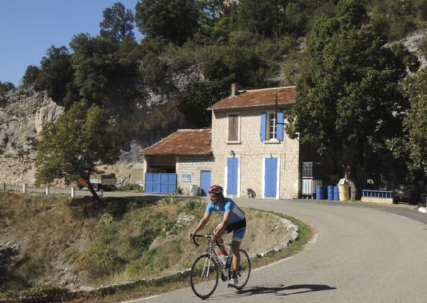 France - St Malo to Nice - 21 Days Road Cycling Holiday Thumbnail