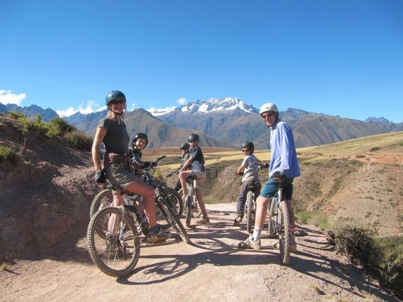 Peru - Andean Adventurer - Guided Family Cycling Holiday Thumbnail