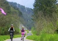 Northern Italy - Lake Resia to Lake Garda - Family Cycling Holiday - Supported Photo
