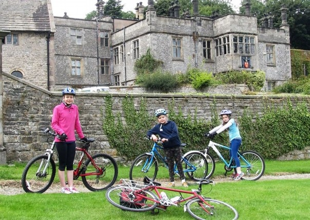 UK - Derbyshire - Guided Family Bike Skills Thumbnail