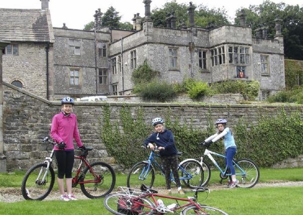 UK - Derbyshire - Guided Family Bike Skills Thumbnail